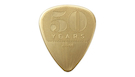 DUNLOP 442R.88 0.88mm 50TH ANNIVERSARY NYLON PICK-SCATOLA PER RICARICA DA 36