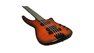 NS DESIGN NXTa Radius Bass 4 Sunburst