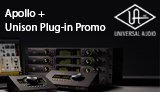 Apollo + Unison Plug-In Promo