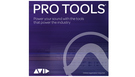 AVID Pro Tools 1 Year Updates + Support Plan (Reinst.) - Edu Stud (download)