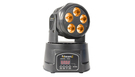 BEAMZ MHL90 Mini Moving Head Wash 5x18W