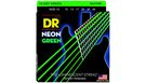 DR STRINGS NGE-10 Neon Hi-Def Green Electric Medium