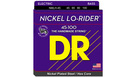 DR STRINGS NMLH-45 Nickel Lo-Rider