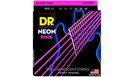 DR STRINGS NPE-10 Neon Hi-Def Pink Electric Medium