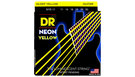 DR STRINGS NYE-11 Neon Hi-Def Yellow Electric