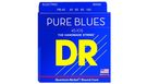 DR STRINGS PB-45 Pure Blues Bass Medium