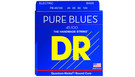 DR STRINGS PB-45/100 Pure Blues Bass Medium