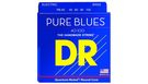 DR STRINGS PB-40 Pure Blues Bass Light