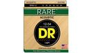 DR STRINGS RPM-12 Rare Acoustic