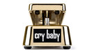 DUNLOP GCB95G Cry Baby Wah Gold 50th Anniversary