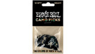 ERNIE BALL 9223 Camouflage Cellulose Picks Heavy (12 pcs)