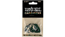 ERNIE BALL 9222 Camouflage Cellulose Picks Medium (12 pcs)