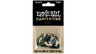 ERNIE BALL 9221 Camouflage Cellulose Picks Thin (12 pcs)