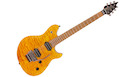 EVH Wolfgang WG Standard Quilt Maple Transparent Amber