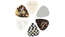 FENDER 351 Shape material Medley Medium 6 Picks