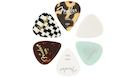 FENDER 351 Shape  Material Medley Thin 6 Picks