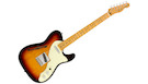 FENDER American Original '60s Telecaster Thinline MN 3-Color Sunburst
