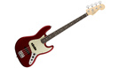FENDER American Professional Jazz Bass RW Candy Apple Red