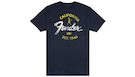FENDER Baja Blue T-Shirt Blue XL