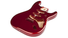 FENDER Classic Series '60s Stratocaster SSS Body Candy Apple Red