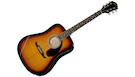 FENDER FA125 Dreadnought Sunburst