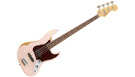 FENDER Flea Jazz Bass RW Roadworn Shell Pink