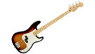 FENDER Player Precision Bass MN 3-Color Sunburst