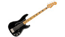 FENDER Squier Classic Vibe '70s Precision Bass MN Black