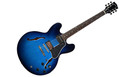 GIBSON ES-335 Dot Blues Burst