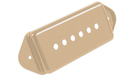 "GIBSON P-90 / P-100 Pickup Cover, ""Dog Ear"" (Creme)"