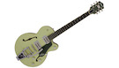 GRETSCH G6659T Broadkaster JR w/Bigsby Two-Tone Smoke Green
