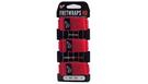 GRUV GEAR FretWraps HD Fire Red (Medium) - 3 Pack