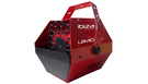 IBIZA LBM10 Red Portable Bubble Machine