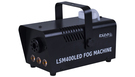 IBIZA LSM400LED-BK Fog Machine