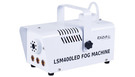 IBIZA LSM400LED-White Mini Fog Machine w/LED
