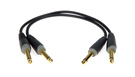 KLOTZ AU-JJ0060 Unbalanced Patch Cable Set