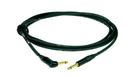 KLOTZ LAGPR0450 Supreme Guitar Cable with Angled Jack & Gold Tip
