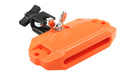"LATIN PERCUSSION LP1204 Blocchetto Jam ""Piccolo"" Acuto Orange"