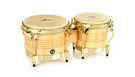 LATIN PERCUSSION M201AW Matador Bongos Natural/Gold