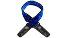 "LOCK-IT STRAPS 2"" Crushed Velvet Blue"