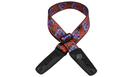 LOCK-IT STRAPS Bob Masse Rock Art - Purple Flowers