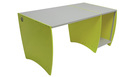 PALLADIO ULTRAdesk Studio Home - Lime Green