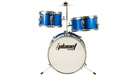 PLANET DBJ30-62 Baby Drum Set Metallic Blue