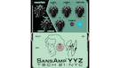 TECH21 Geddy Lee Signature Sansamp Yyz - Preamplificatore A Pedale Per Basso