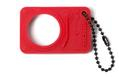 ROCKET Opening Act Red - Keychain & Bottle Opener