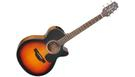 TAKAMINE GF30CE Brown Sunburst