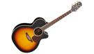 TAKAMINE GD71CE Brown Sunburst