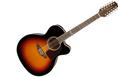 TAKAMINE GJ72CE12 Brown Sunburst