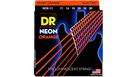 DR STRINGS NOE-11 Neon Orange Heavy