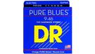 DR STRINGS PHR-9/46 Pure Blues Lite & Heavy